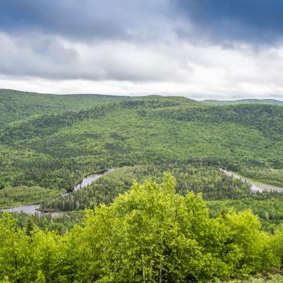 Montagne Whalen: Vallée de la rivière Kedgwick Brian Atkinson (Brian Atkinson)