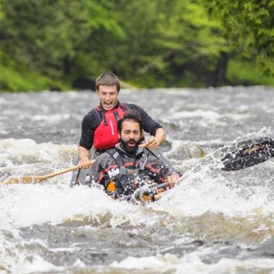 Rapid Depot: Where's my canoe? (Brian Atkinson)