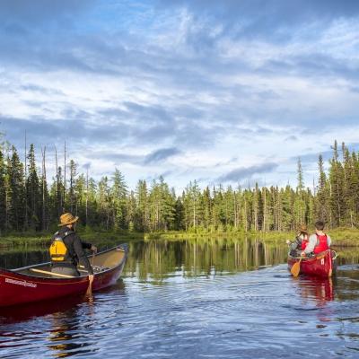 Lac Stillwater Kedgwick (Brian Atkinson)